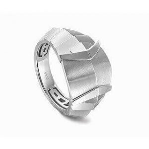 Amazing Platinum Ring for Men 19PTMUR21