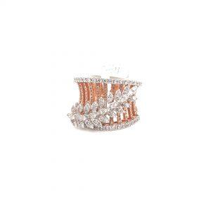 Cocktail Diamond Ring For Women DLR670