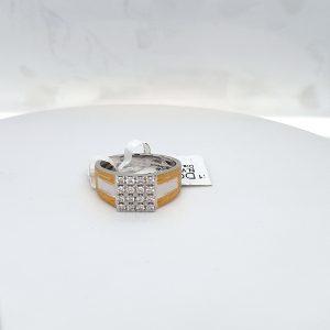Traditional Diamond Ring For Men DGR162