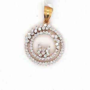Amazing Diamond Pendant for Women