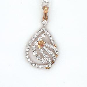 Stunning Diamond Pendant for Women