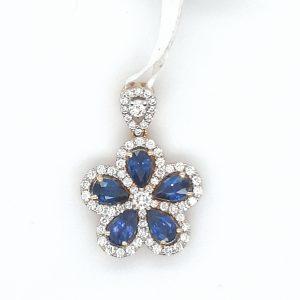 Exclusive Diamond Pendant for Women