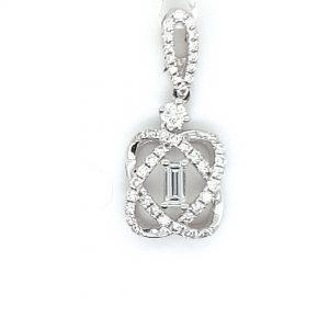 Gorgeous Diamond Pendant for Women