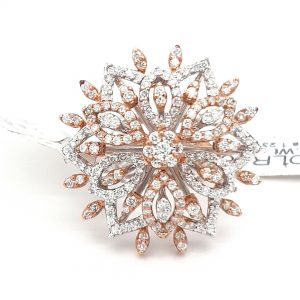 Incredible Diamond Cocktail Ring For Women