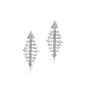 Flawless Platinum Earring for Women 20PTEBE02
