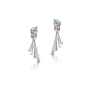 Flawless Platinum Earring for Women 20PTEKGE20