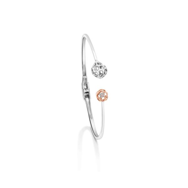 Impressive Platinum Bracelet for Women 20PTEPPB37