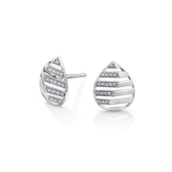 Flawless Platinum Earring for Women 20PTEUE40