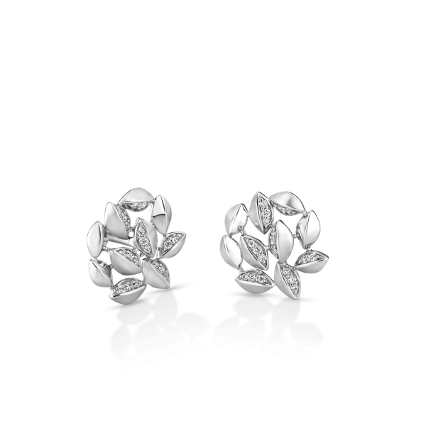 Flawless Platinum Earring for Women 20PTEUE49