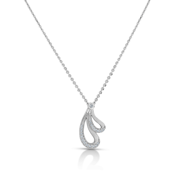 Awesome Platinum Pendant for Women 20PTEUP43