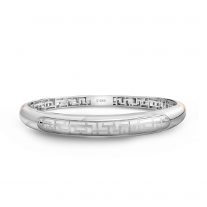 Stunning platinum bracelets for men 20PTMEK24