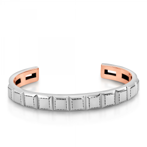 Stunning platinum bracelets for men 20PTMJK21