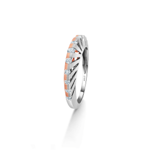 Gorgeous Platinum Ring for Women 20PTLBE37