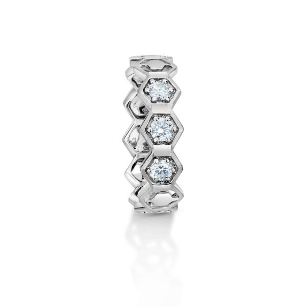 Gorgeous Platinum Ring for Women 20PTLBP39