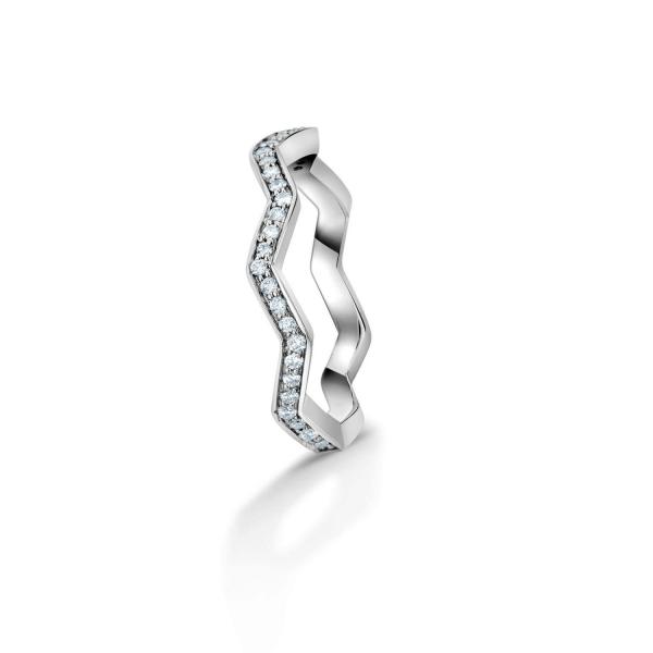 Gorgeous Platinum Ring for Women 20PTLBO44