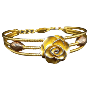 Wonderful Gold Bracelets For Women BRACELET525