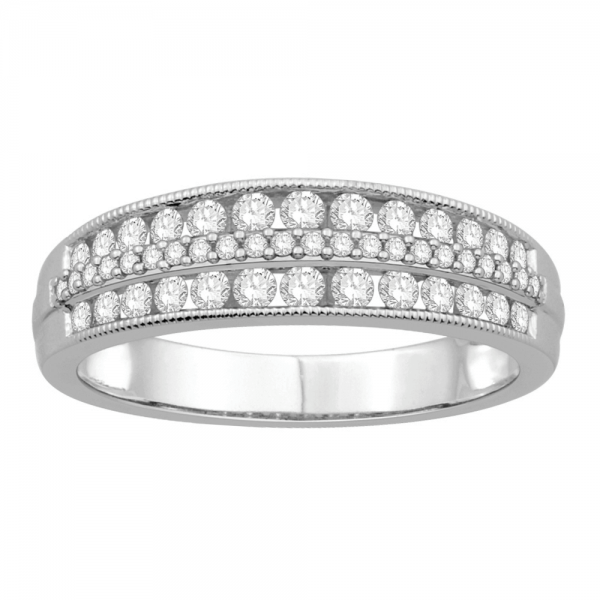 Gorgeous Casual Diamond Rings for Women DEI3294W
