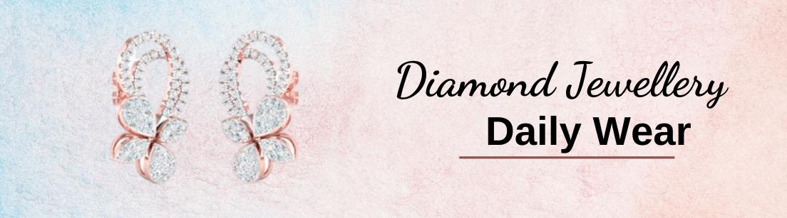 Daily Wear Diamond Jewellery