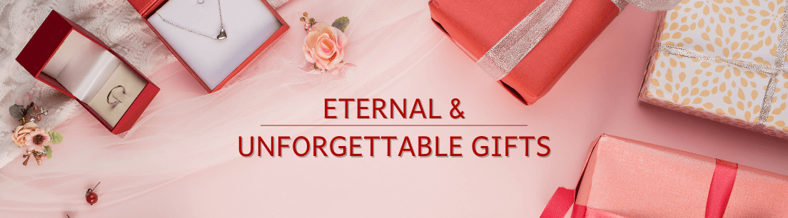 Eternal and unforgettable Jewellery gifts