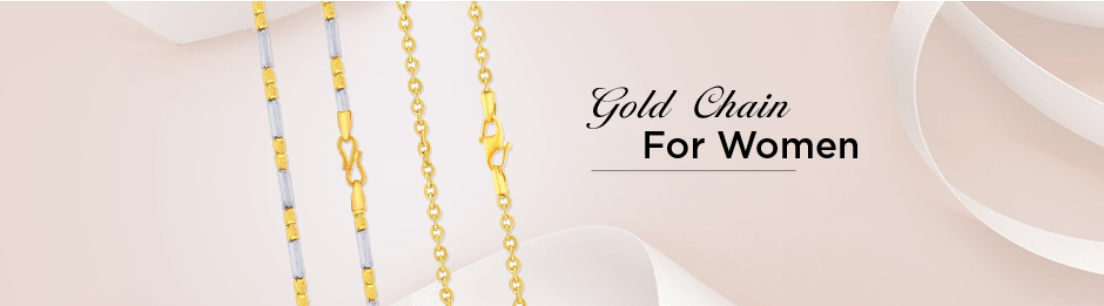 Gold Chain for Women