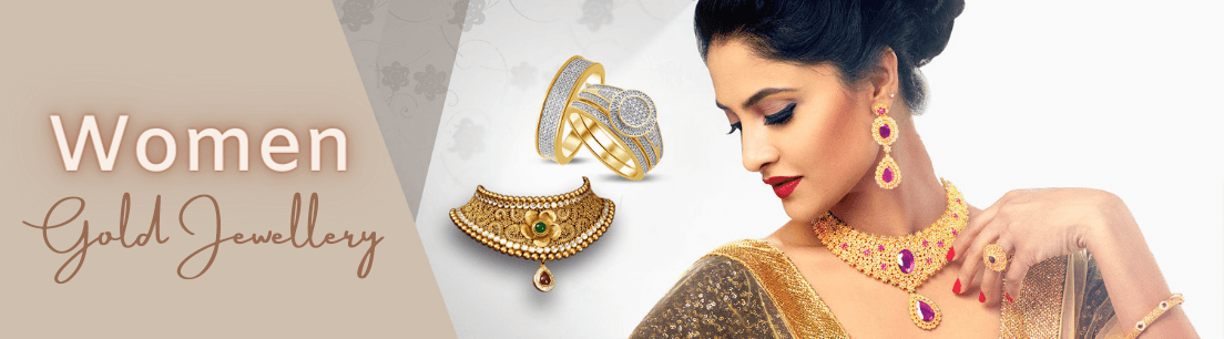 Gold Jewellery for Women