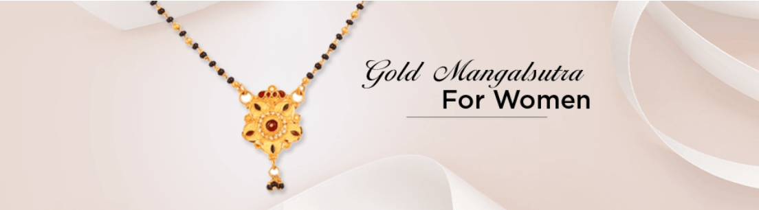 Gold Mangalsutra for Women