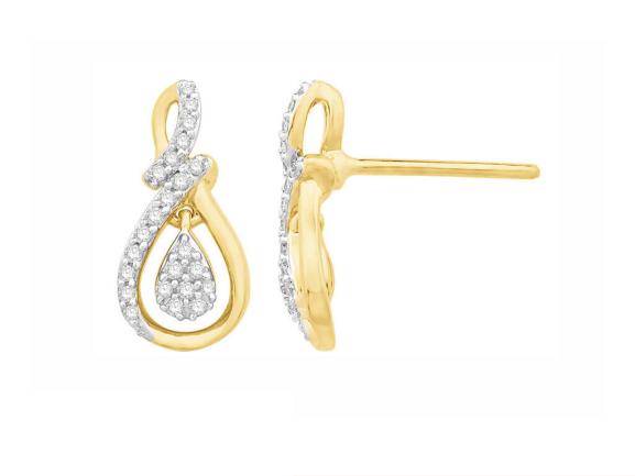 Diamond Earring for Women IME067YR