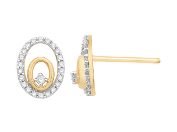 Diamond Earring for Women IME101YR