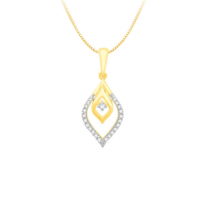 Diamond Pendant For Women IME103