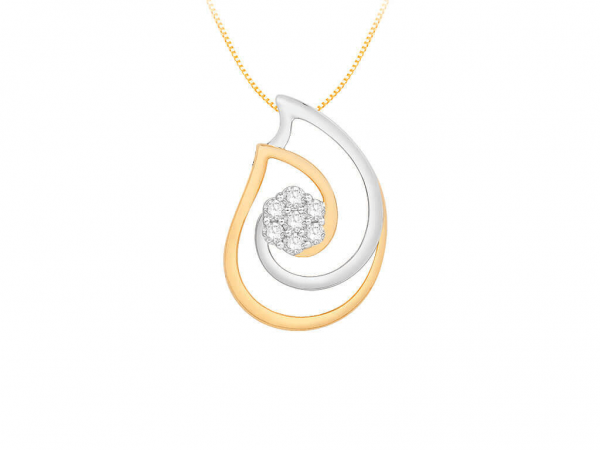 Diamond Pendant For Women IME237YR