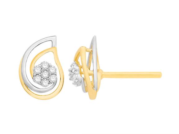 Diamond Earring for Women IME238YR