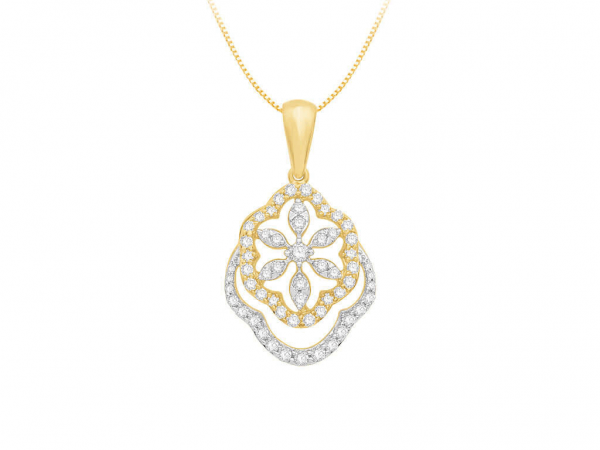 Diamond Pendant for Women IME290YR