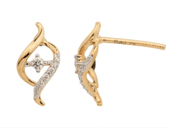 Diamond Earring for Women IME250YR