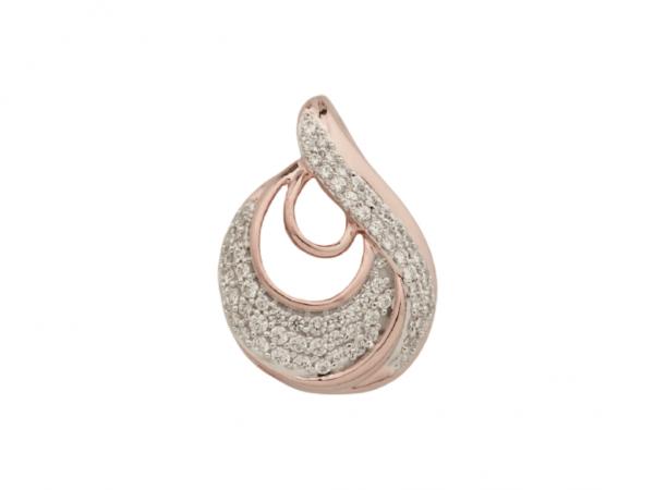 Diamond Pendant for Women IME258PR