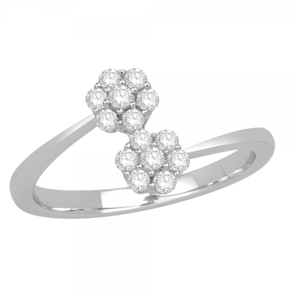 Gorgeous Casual Diamond Rings for Women JAN613W