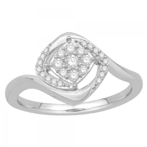 Gorgeous Casual Diamond Rings for Women JAN1835W