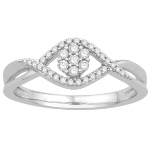Gorgeous Casual Diamond Rings for Women JBX1868W