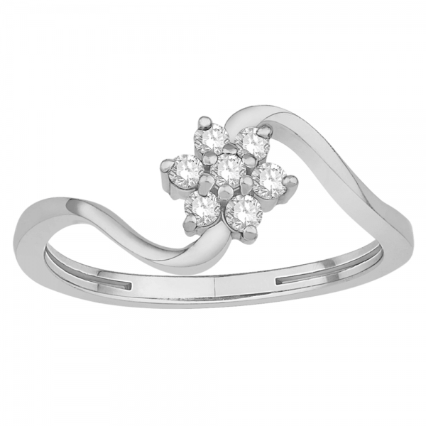 Gorgeous Casual Diamond Rings for Women JFG1297W