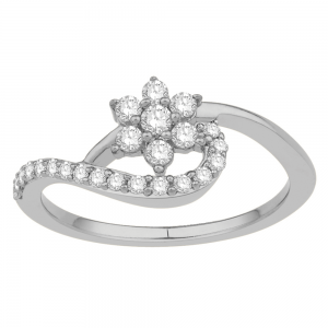 Gorgeous Casual Diamond Rings for Women JFG1492W