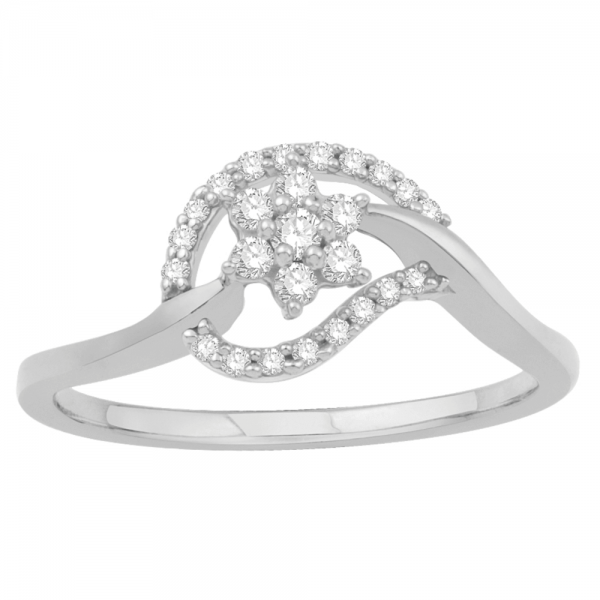 Gorgeous Casual Diamond Rings for Women JFG1938W