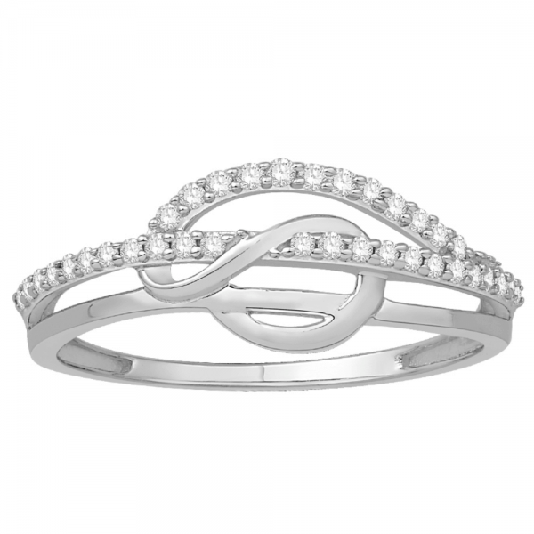 Gorgeous Casual Diamond Rings for Women JFP105W