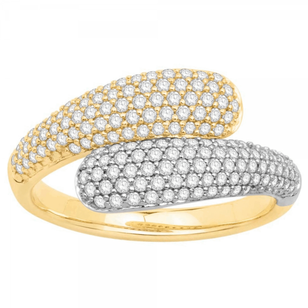 Gorgeous Casual Diamond Rings for Women JNS4325