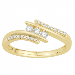 Gorgeous Casual Diamond Rings for Women JNS6827Y