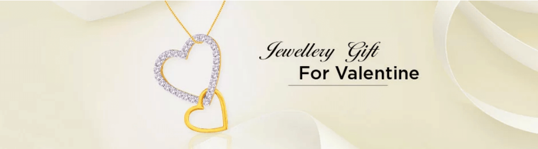 Jewellery Gifts for Valentine