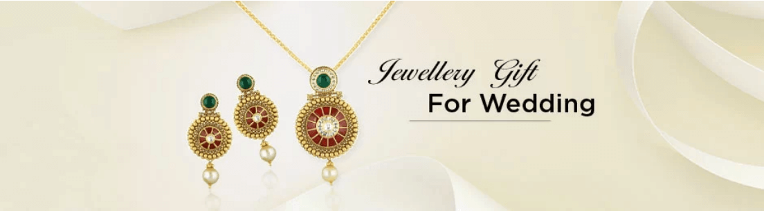 Jewellery Gifts for Wedding