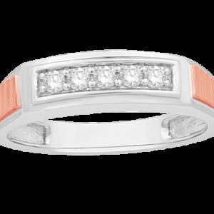 Men Traditional Diamond Engagement Ring LWM00683CP