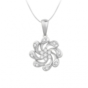 Diamond Pendant for Women MIL905W