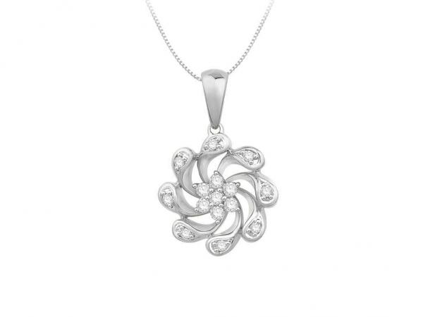 Diamond Pendant for Women MIL905W