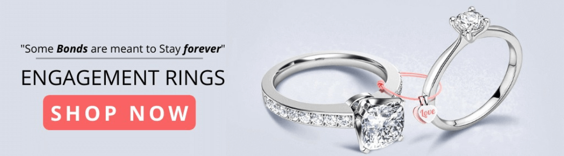 Engagement Rings Collection for Men & Women