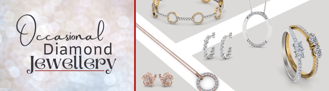 Occasional Diamond Jewellery